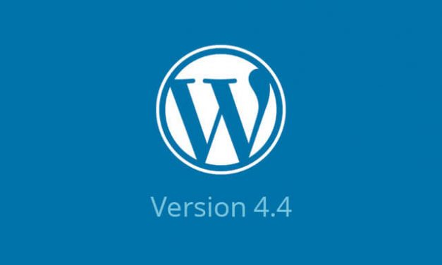 "WordPress 4.4 (""Clifford"")"