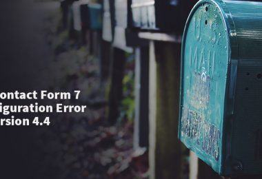 contact-form-7-configuration-error-fix