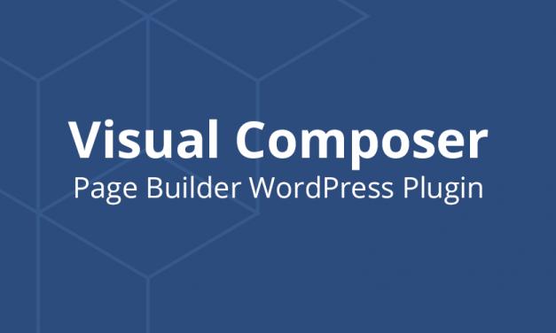 WordPress 4.9 és Visual Composer hiba és javítása