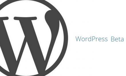 WordPress 4.6 közeledőben, itt az első béta verzió #Frissítve