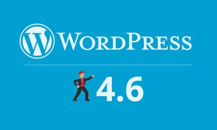 Közeledik a WordPress 4.6, RC2-nél tartunk