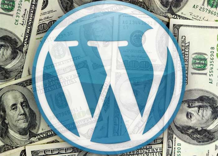 A Wordpress pénzügyei