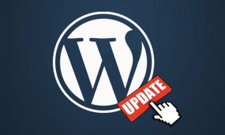 Biztonsági frissítés,  4.6.1 WordPress