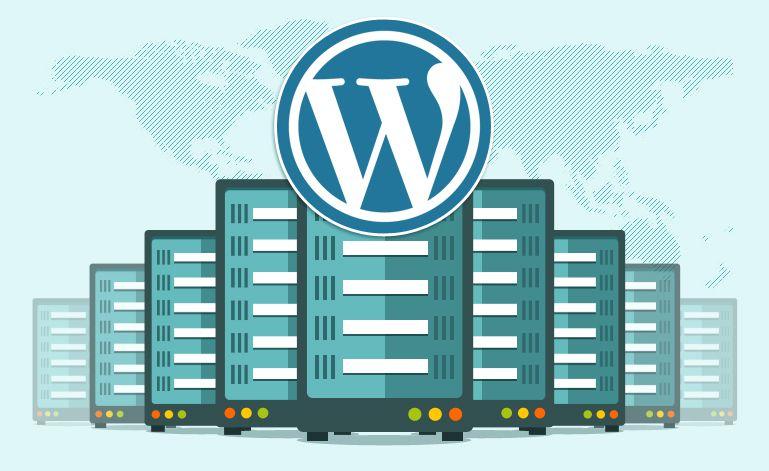 WordPress tárhely és adatbázis méret igénye