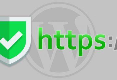 WordPress SSL https:// a honlapunk biztonsága