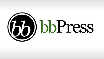 bbPress fórum bővítmény: Minta, demo adatok