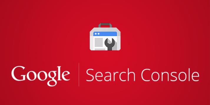 Google Serach Console, Webmester eszközök üzenet