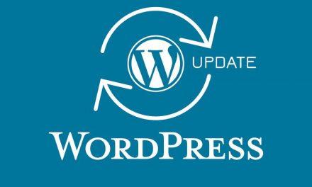 WordPress 4.7.3, biztonsági frissítés