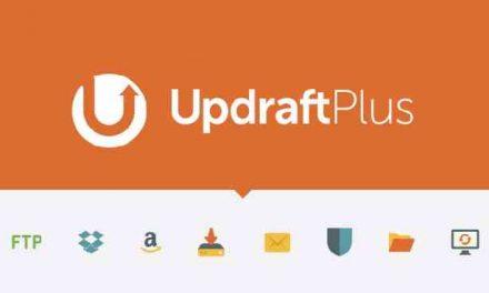Biztonsági mentés – UpdraftPlus bővítmény bemutató