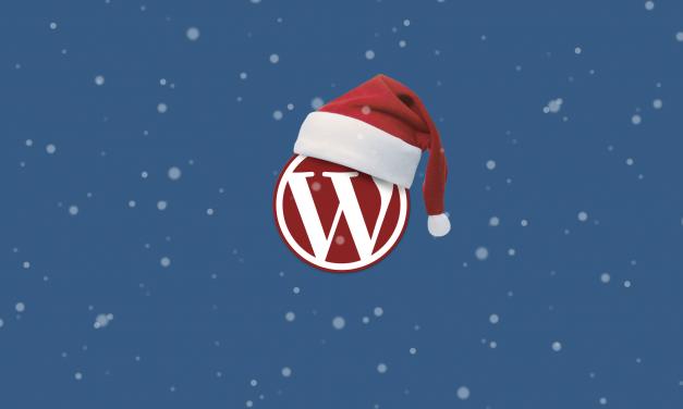 Boldog ünnepeket kíván a WordPress Magyarország csapata!