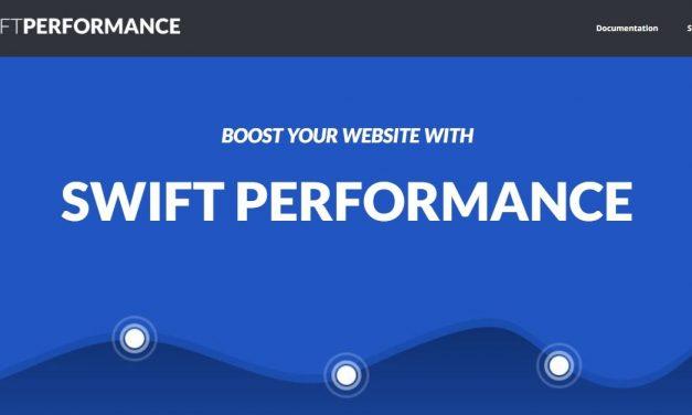 Swift Perfomance – Beállításokról – Villámgyors WordPress oldal 2. rész