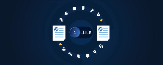 WordPress biztonsági mentés és költöztetés, All In One Migration