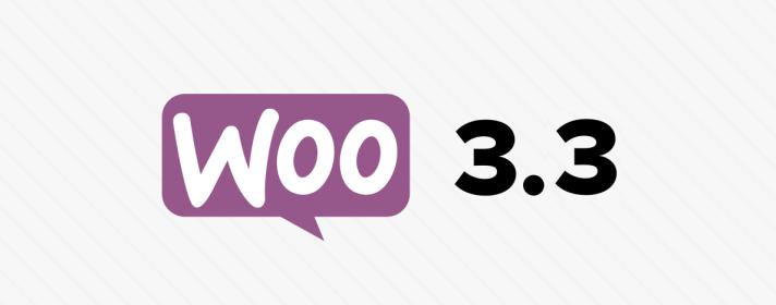 Megjelent a WooCommerce 3.3