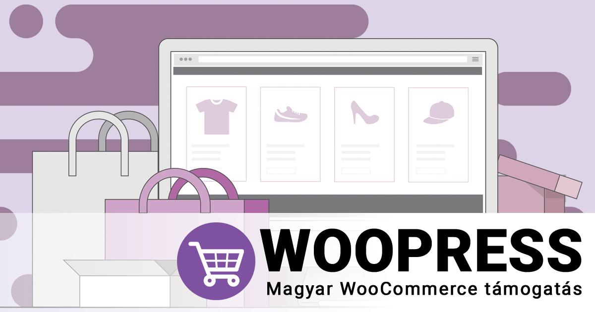 Elstartolt a Magyar WooCommerce támogatói oldalunk