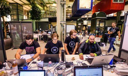 Innovatív megoldások 48 óra alatt: Európa legnagyobb hackathonja Magyarországra látogatott
