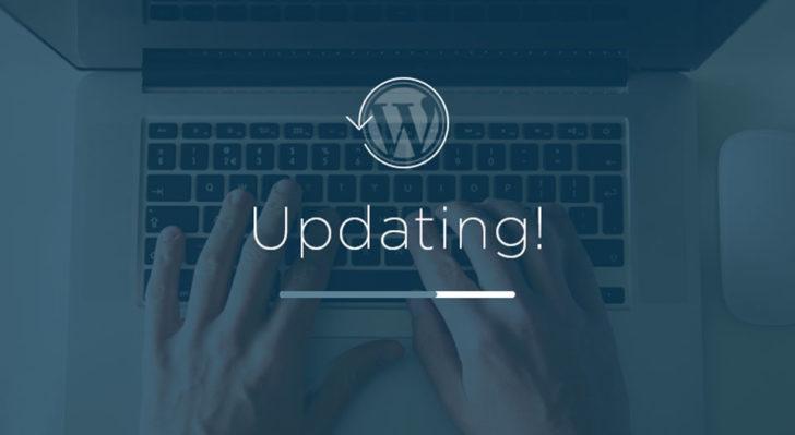 WordPress frissítés: Hogyan? Miért?
